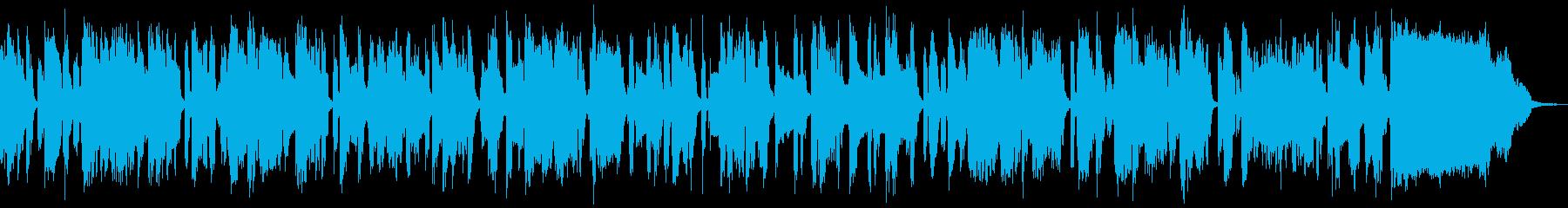 まろやかなジャズオルガンとカンピー...の再生済みの波形