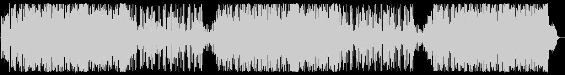 和風EDM。動画のオープニングにピッタリの未再生の波形