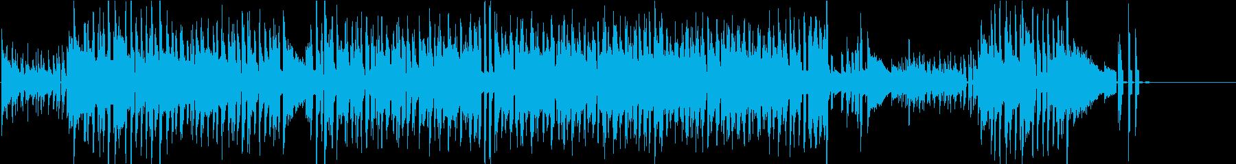 チップチューンでビッグバンドジャズの再生済みの波形