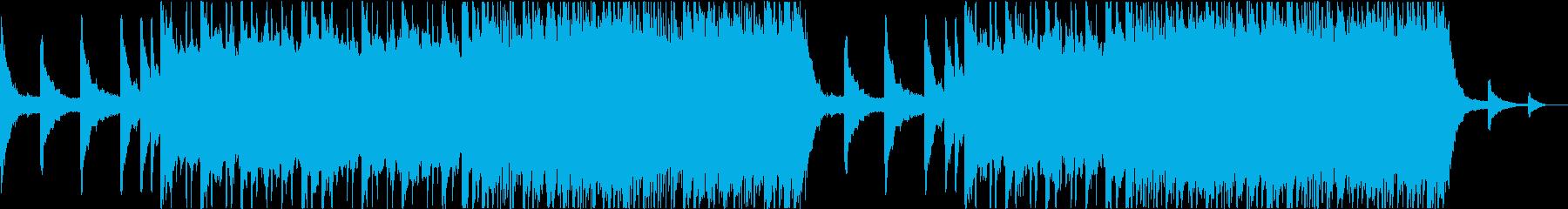 チルアウト、ピアノ、トラップ、感動的の再生済みの波形