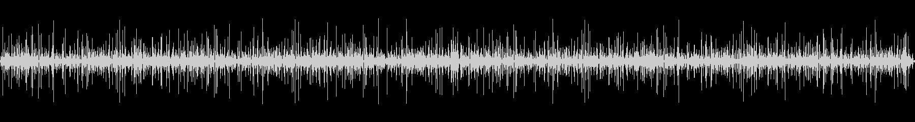 薪の炎-1の未再生の波形