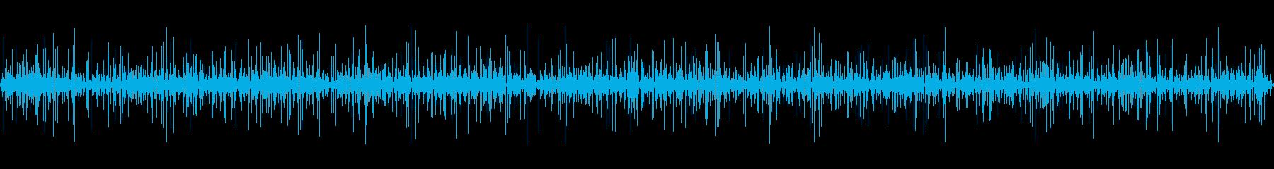 薪の炎-1の再生済みの波形