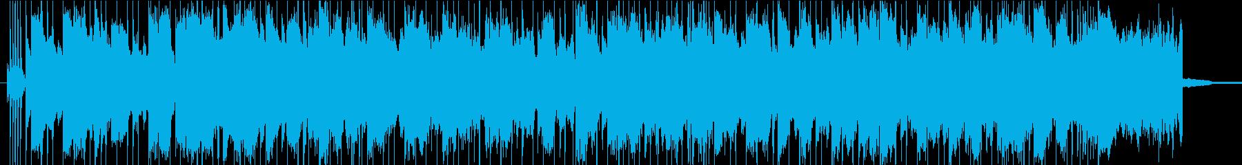 はじめにメロディック。シンプルな背...の再生済みの波形
