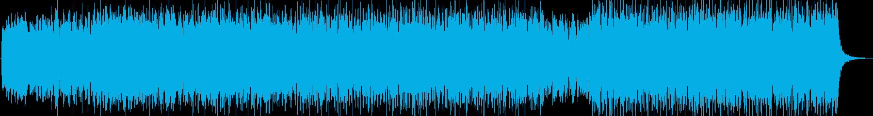 80年代のシンセポップ。ビッグドラ...の再生済みの波形