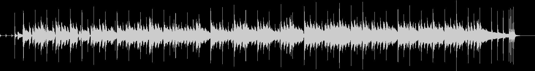 ピアノメインのほのぼのあつ森感ポップスの未再生の波形