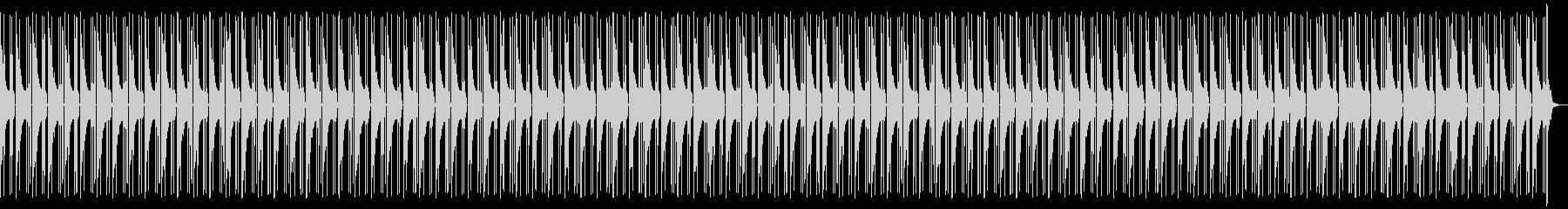 フリースタイル用ビート(あやしい雰囲気)の未再生の波形