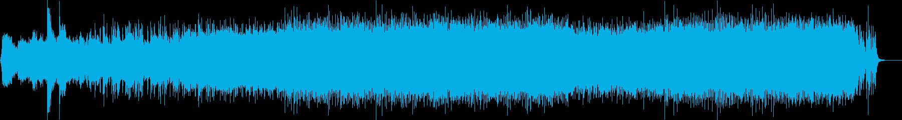 映画音楽、荘厳重厚、映像向け-03の再生済みの波形