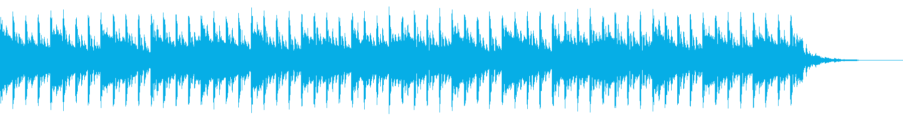 医学のインスピレーション(39秒)の再生済みの波形