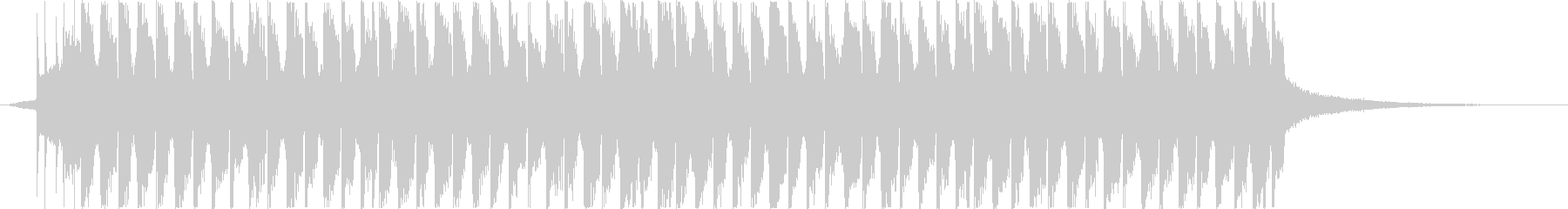 Short BGM suitable for ghosts and Halloween's unreproduced waveform