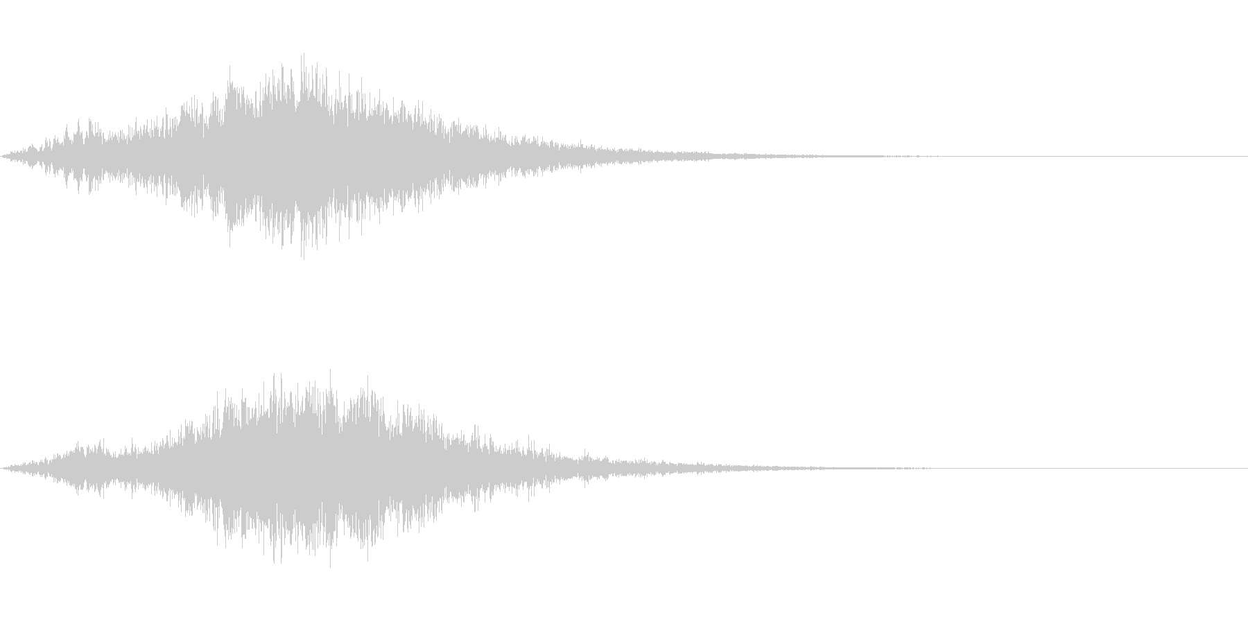 Dark_Attack-11の未再生の波形