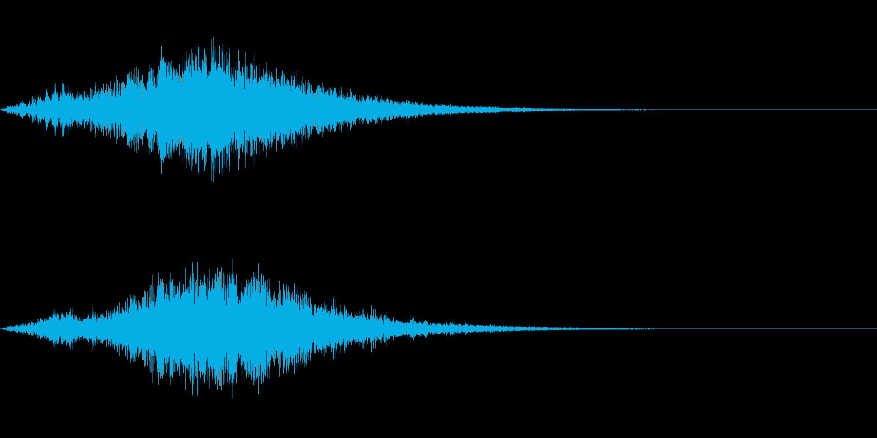 Dark_Attack-11の再生済みの波形
