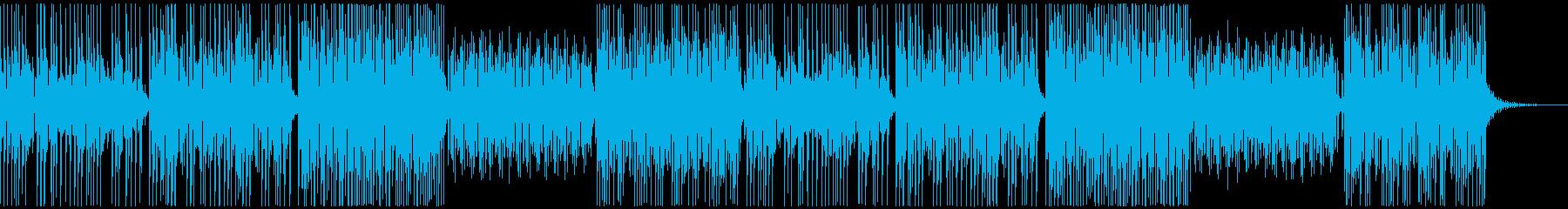 夏を盛り上げるトロピカルハウス・2の再生済みの波形