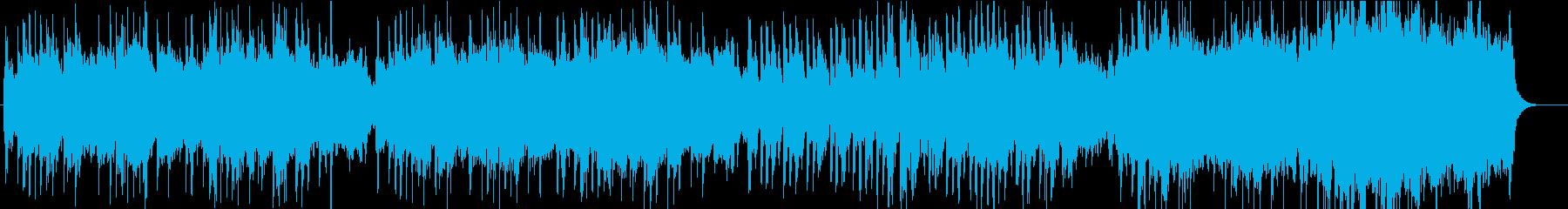 愛の挨拶 オルゴールオーケストラverの再生済みの波形