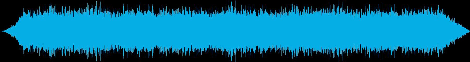 エイリアンコミュニケーションセンタ...の再生済みの波形