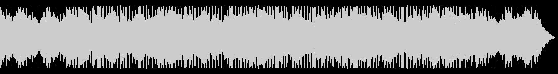 幻想的 Lo-Fi HipHop チルの未再生の波形