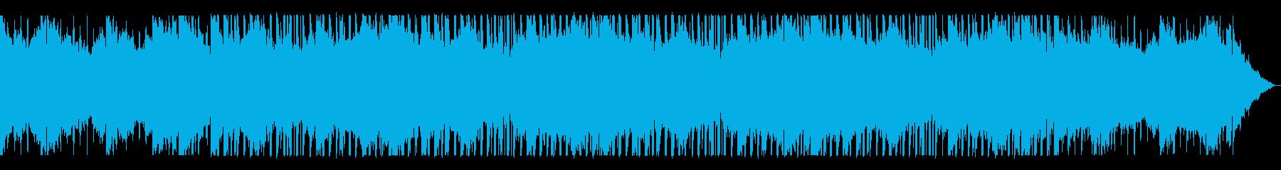 幻想的 Lo-Fi HipHop チルの再生済みの波形