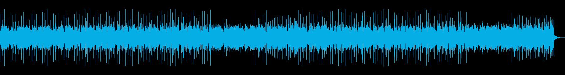 カフェテラス・リラックスオープニングの再生済みの波形