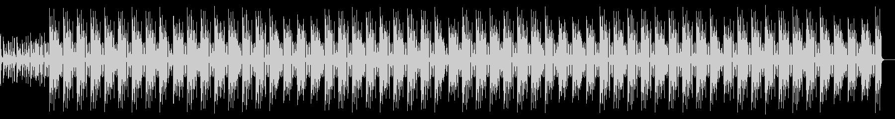 スタイリッシュ洋楽ヒップホップ・Vlogの未再生の波形