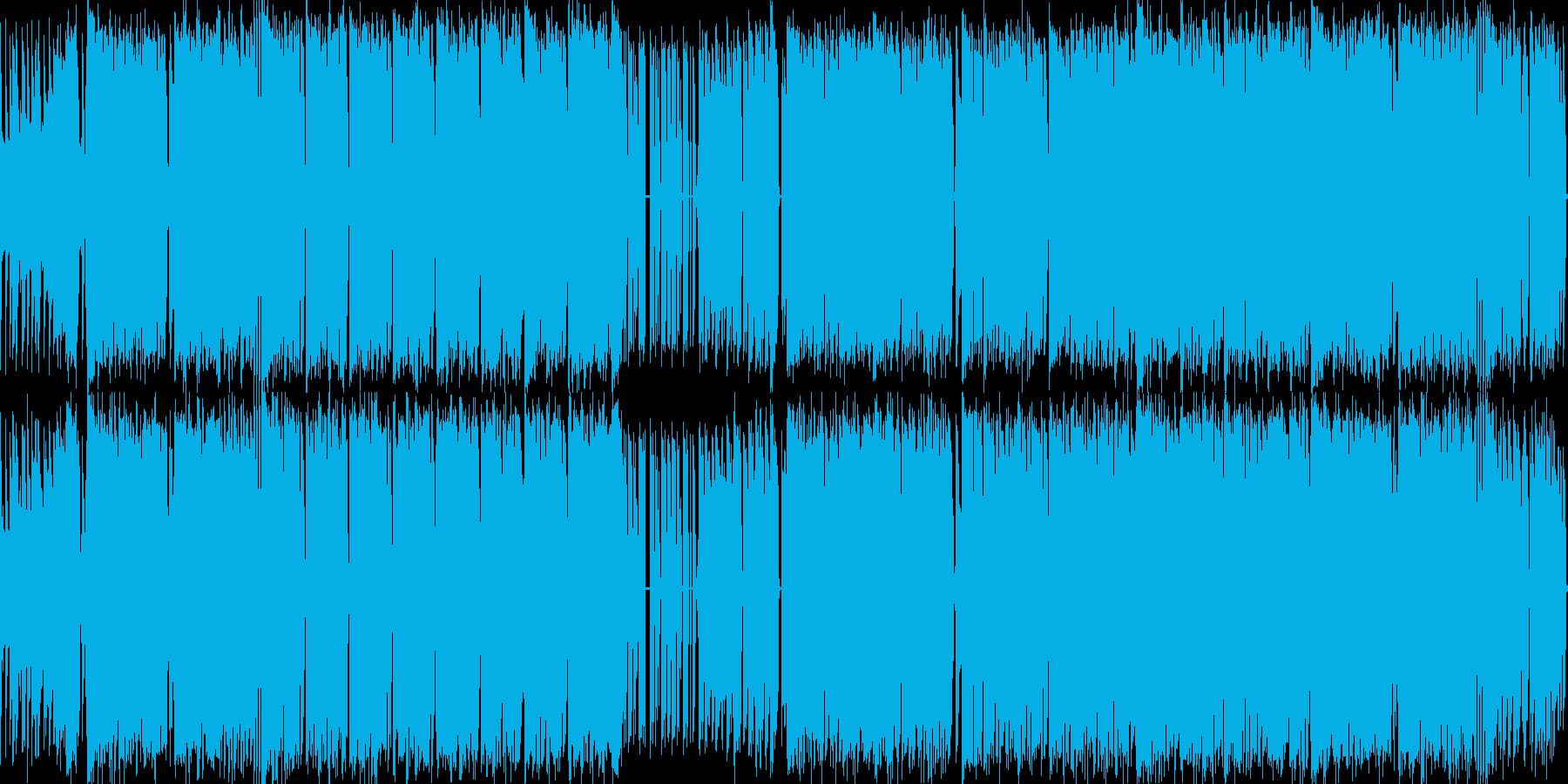 ファンク ポジティブ 明るい 積極...の再生済みの波形