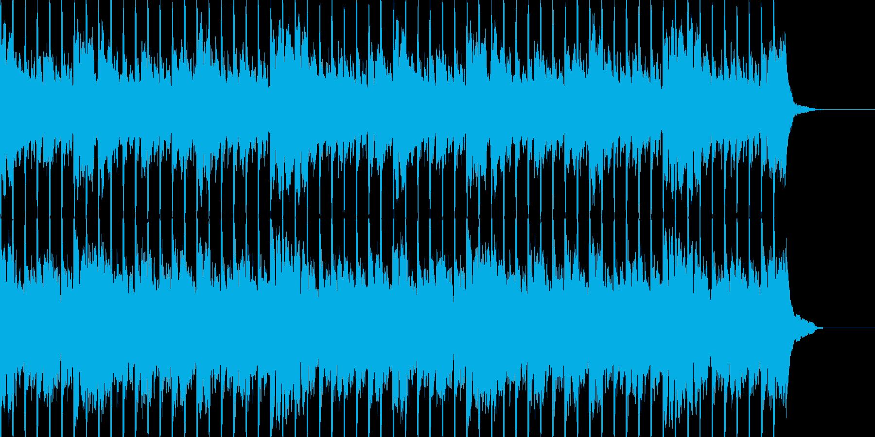 【爽やか】ギターとピアノ疾走感、企業VPの再生済みの波形