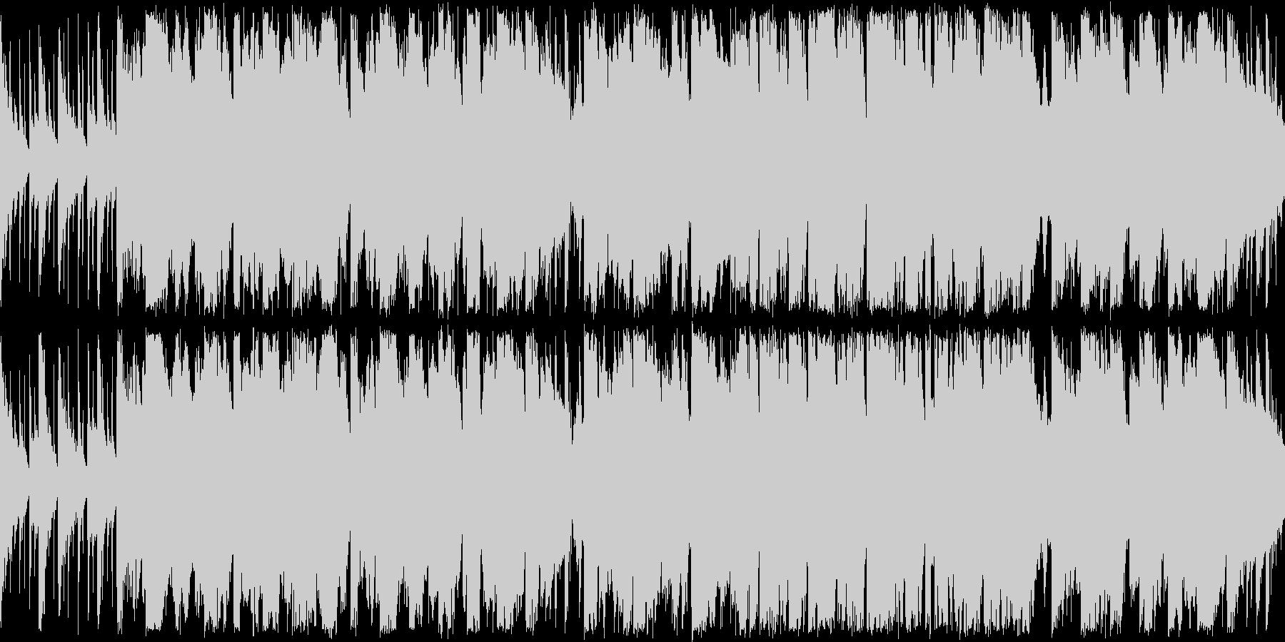 【ループ】ケルト風BGM(自然・広大)の未再生の波形