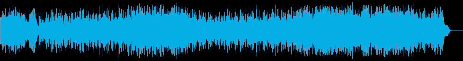 感動のピアノ・バラード(フルサイズ)の再生済みの波形