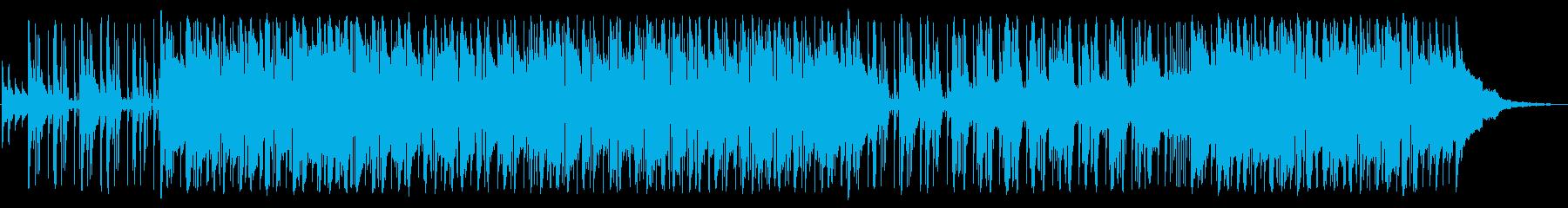 法人 技術的な 感情的 説明的 静...の再生済みの波形