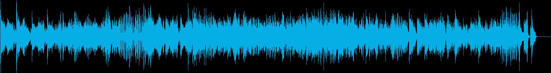 悲劇(ピアノソロ・壮大・美しい)の再生済みの波形