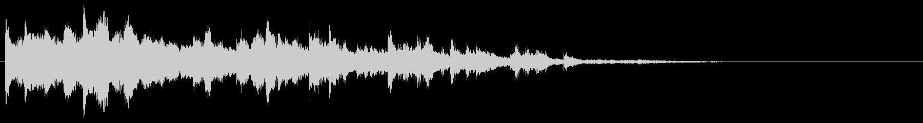 KANT シンセアイキャッチ011011の未再生の波形