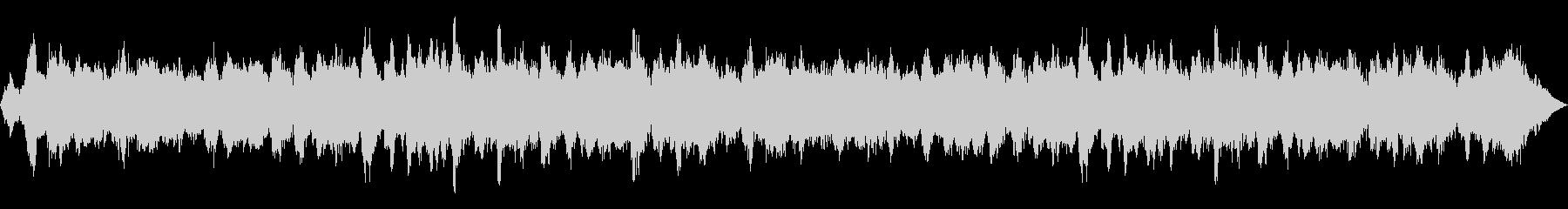 超絶技巧的バイオリン30秒BGMの未再生の波形
