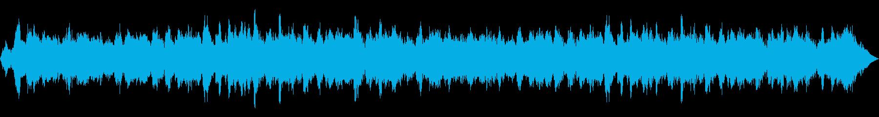 超絶技巧的バイオリン30秒BGMの再生済みの波形