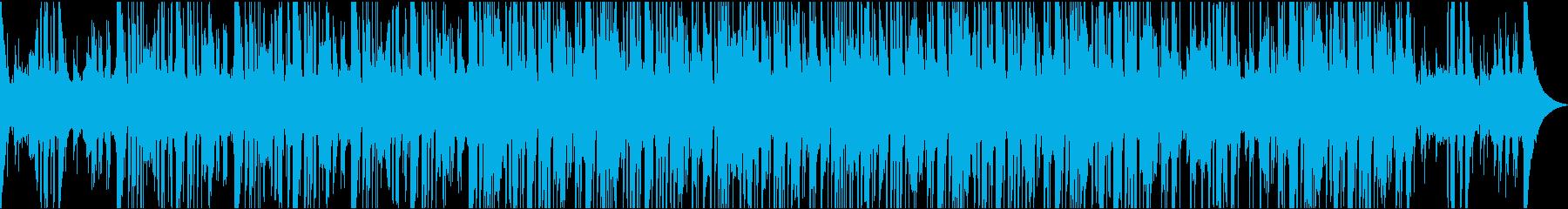 サラサラ ジャズ ドラマチック 感...の再生済みの波形