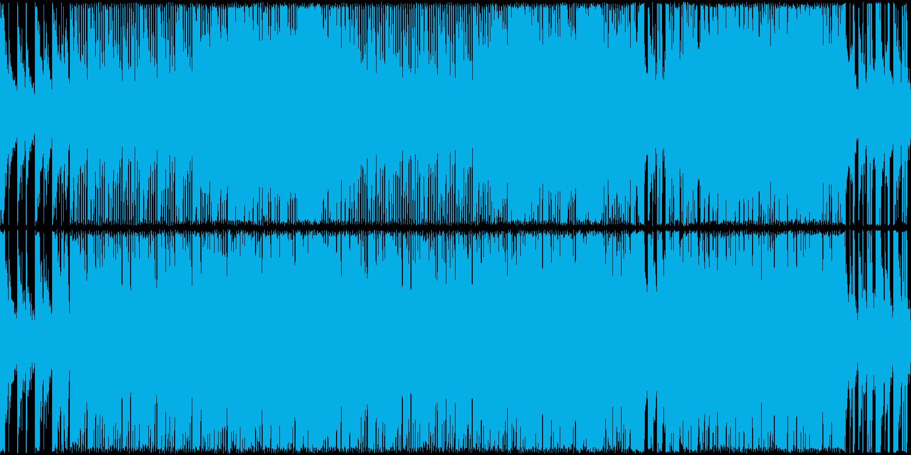 恋愛ソング(初恋 恋 一途 告白)の再生済みの波形