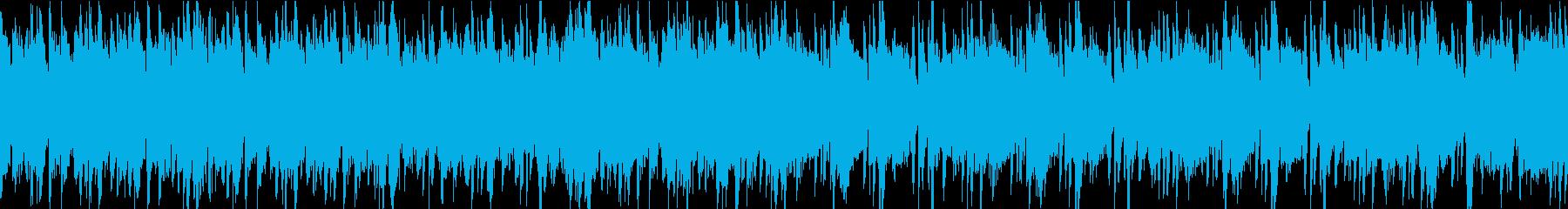 おだやか/琴/尺八/ループの再生済みの波形