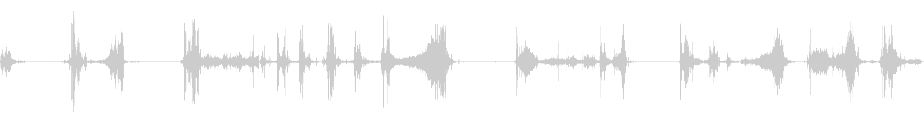 フリースタイルスキーヤー:スキーダ...の未再生の波形
