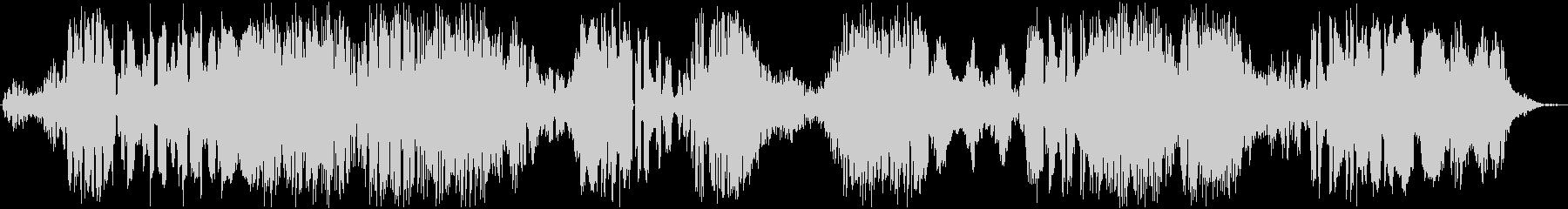 イメージ R2D2 アップインスペ...の未再生の波形