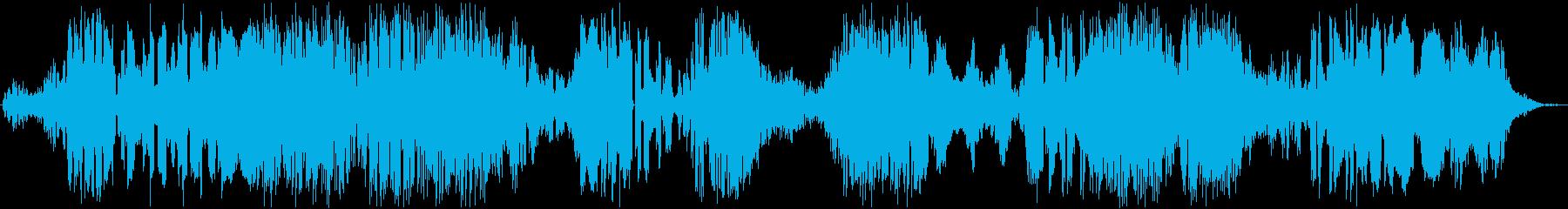 イメージ R2D2 アップインスペ...の再生済みの波形