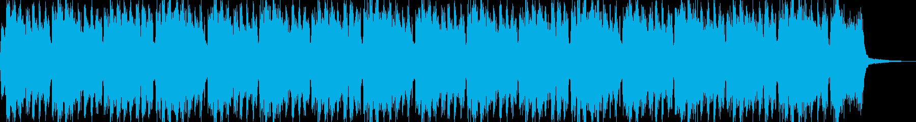 RPGゲーム 城・王宮イメージサウンドの再生済みの波形