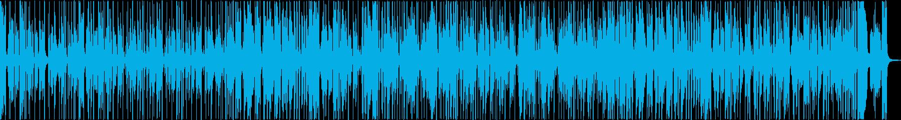 クールで自身に満ちたサックス曲の再生済みの波形
