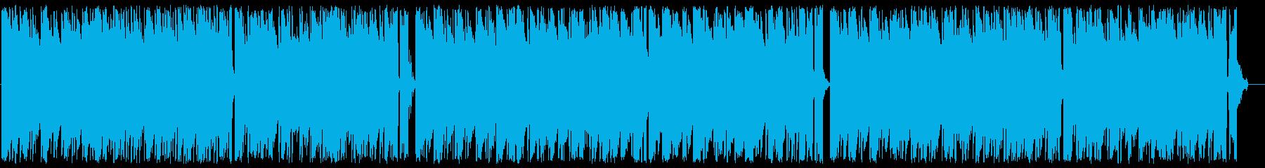 Dance of Kimpyeong Sugar Bosa Nova Arrangement's reproduced waveform