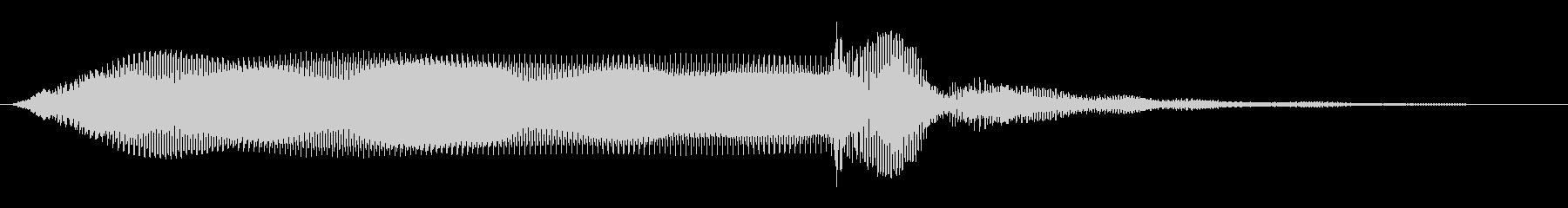 ランドローバーディフェンダー90フ...の未再生の波形