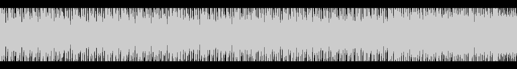 熱帯の夏(ループ)の未再生の波形