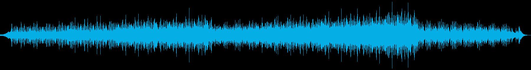 現代的 交響曲 緊張感 荘厳 ファ...の再生済みの波形