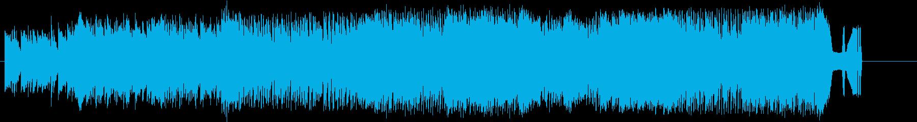 深刻化した問題を表現したドキュメントの再生済みの波形