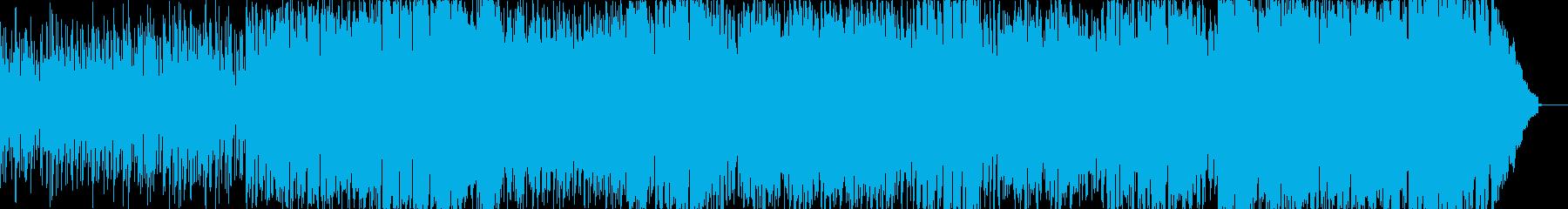 エンドロールに使える弦楽ポップス!の再生済みの波形