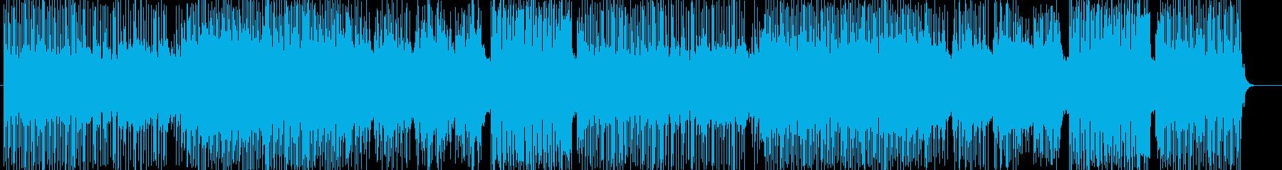 「HR/HM」「DARK」BGM264の再生済みの波形