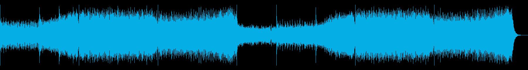 EDM・ノリが良い・明るい・元気・爽やかの再生済みの波形