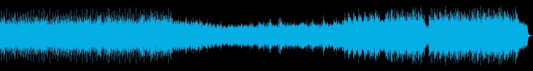 法人 説明的 静か 繰り返しの 楽...の再生済みの波形