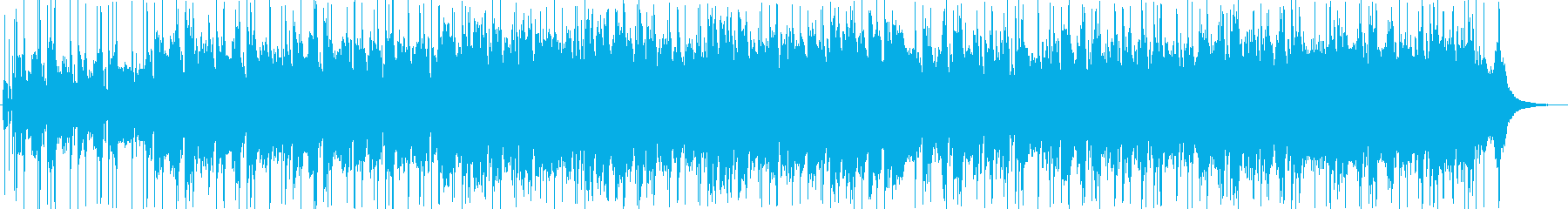 親しみやすい旋律のケルト風スムーズジャズの再生済みの波形