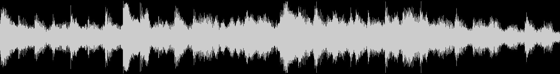 <ショートループ> ピアノ④+ビートCの未再生の波形